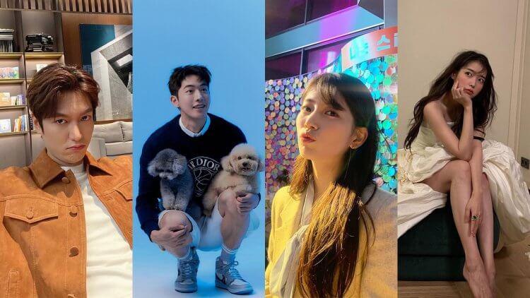 《富比士》公布2020亞太社群名人榜TOP100,李敏鎬、南柱赫、IU等10位韓國演員都上榜啦!首圖