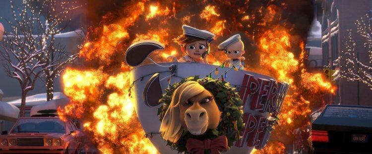 《寶貝老闆:家大業大》暑假在台灣上映