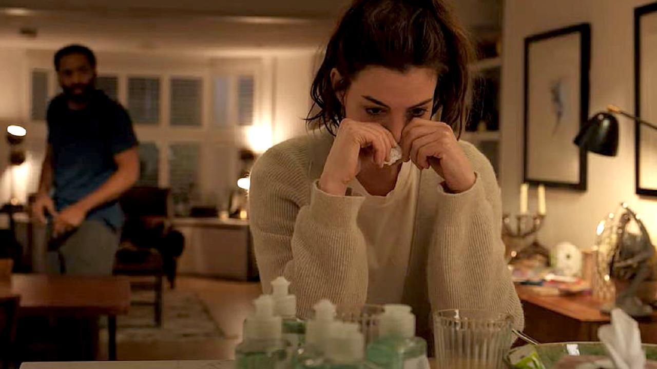 安海瑟薇主演串流電影《封城之後》將於 HBO GO 獨家上架供線上看。