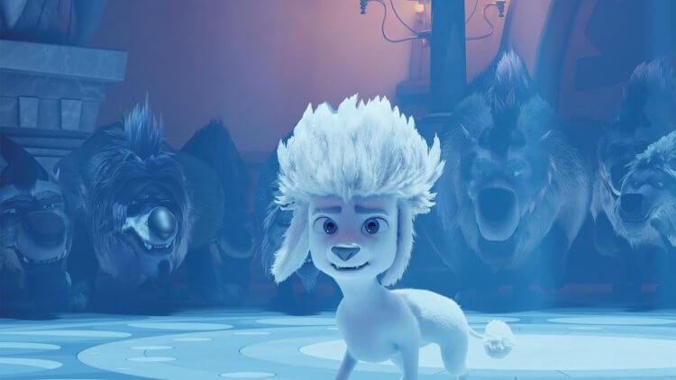 《100% 小狼人》劇照。