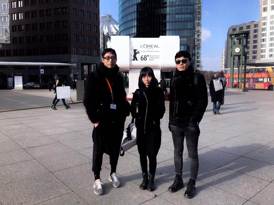 小美 在柏林世界首映 柏林影展