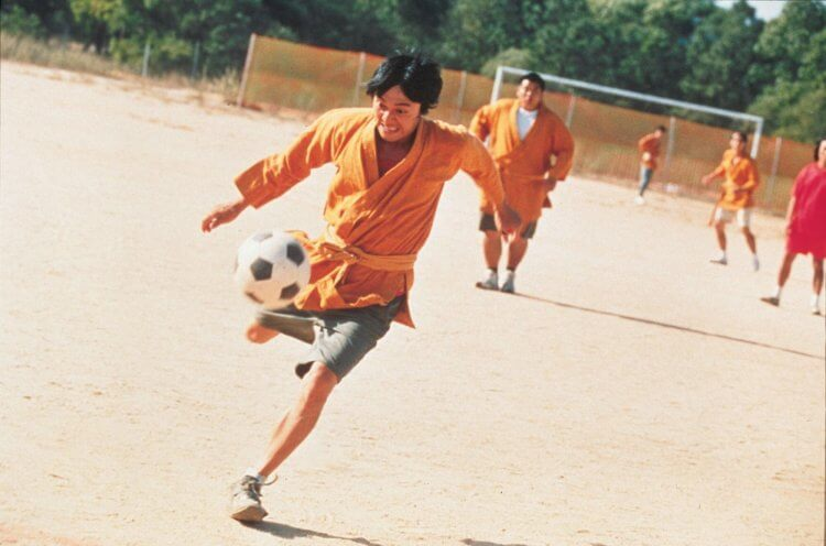 《少林足球》剧照。