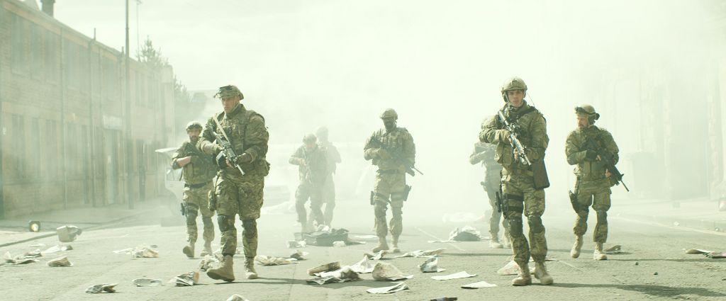 活屍片《 屍控警戒 》一群使命必達的 特種部隊 進入活死人境界展開絕地救援任務