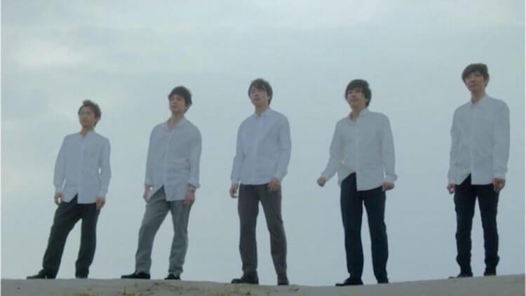 日本傑尼斯偶像天團暫時休團!攜手 NETFLIX 推原創紀錄片系列《嵐日誌:征途》每月一話更新供線上看。