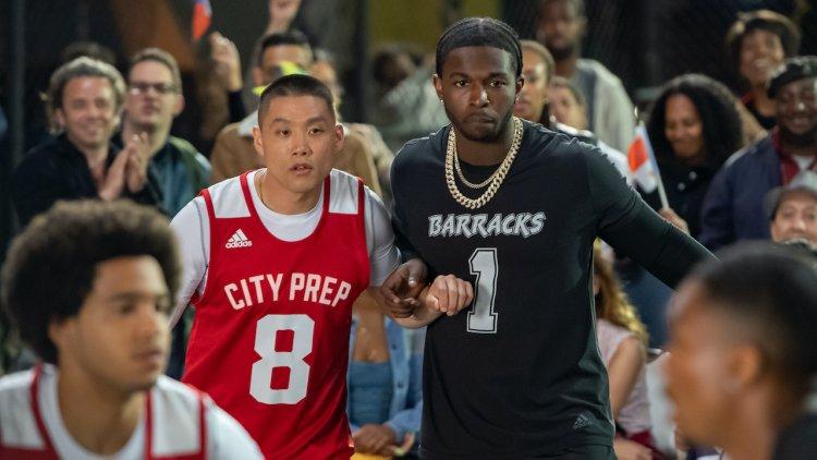 想賺獎學金打進 NBA !《布吉闖籃關》華裔少年好想打籃球,失溫家庭、輕狂戀情及街頭挑戰,能否關關難過關關過?首圖