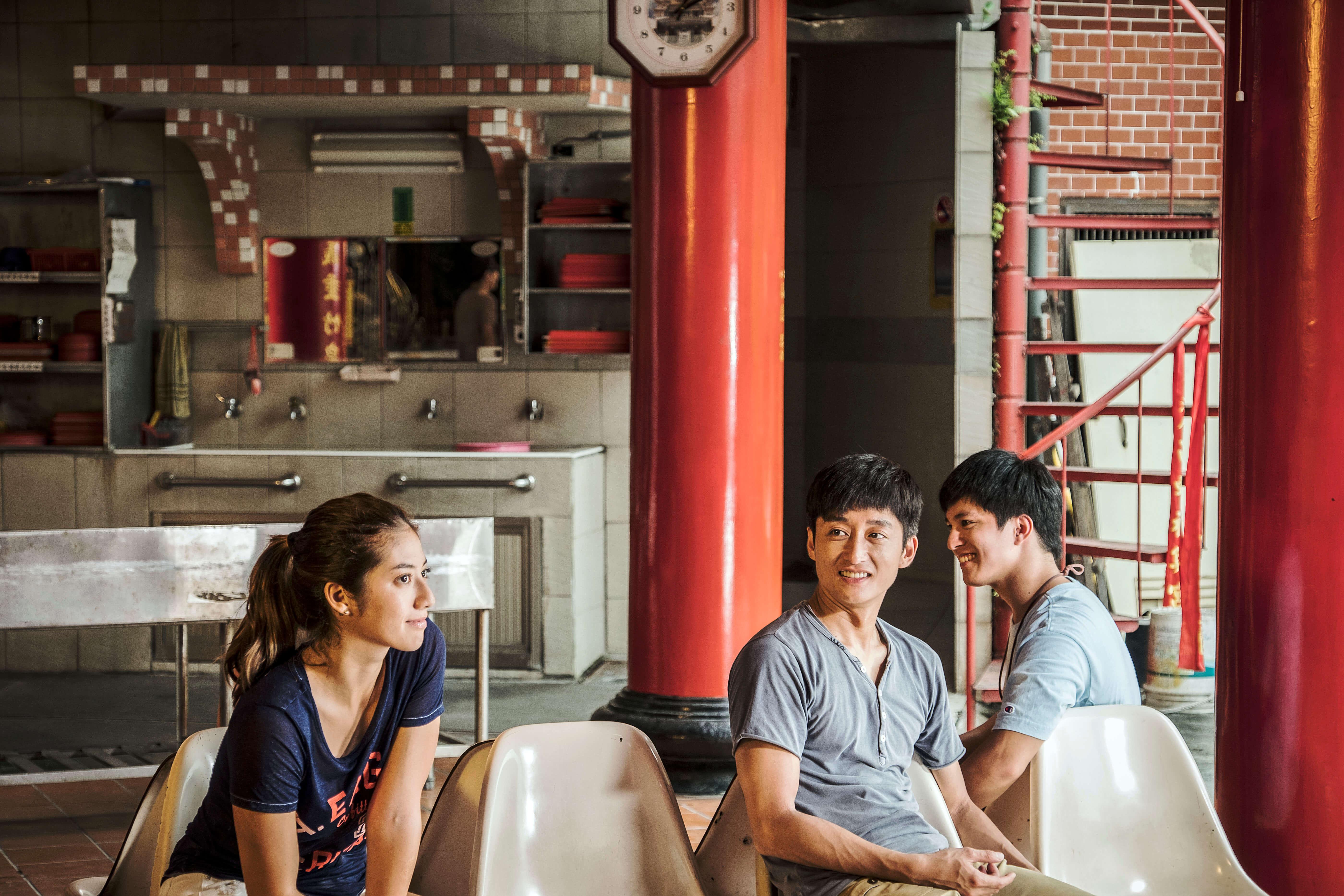 《強尼.凱克》主打健康純愛風  瑞瑪席丹、柯宇綸大談純愛,呈現台北人生活寫照首圖