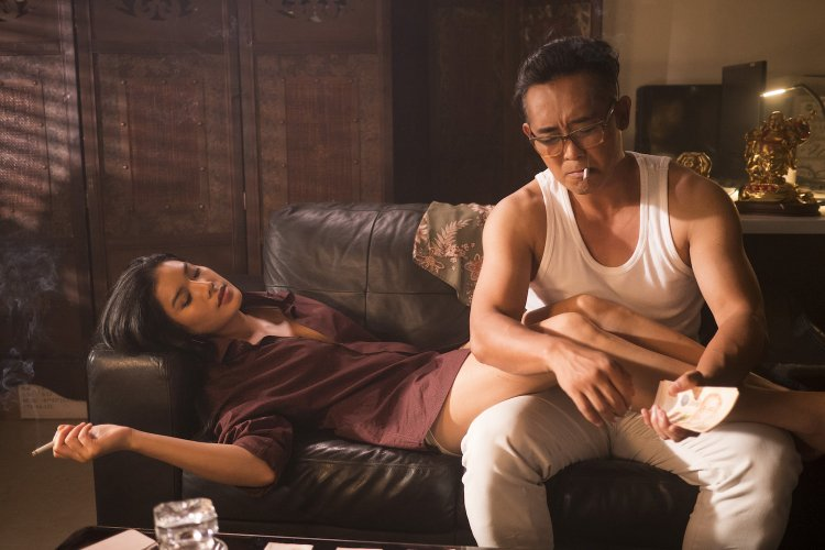 HBO Asia 原創《影匿人生》(Invisible Stories) 第一集由金馬新科影后楊雁雁和台灣新生代演員潘綱大領銜主演。