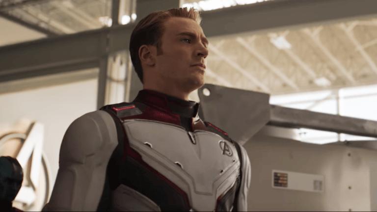 《復仇者聯盟:終局之戰》的預告片中,美國隊長等超級英雄們都穿上全新裝束準備迎戰,據推測這可能是進入量子領域的關鍵。