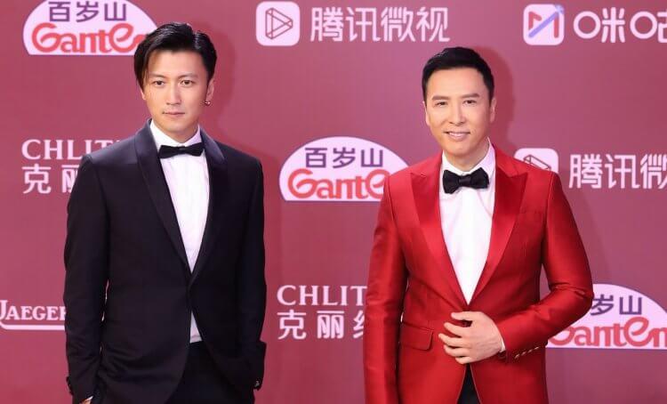 《怒火》甄子丹、謝霆鋒強勢登場上海國際電影節