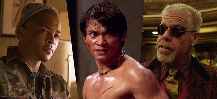 《 魔物獵人 》主要演員 : T.I. 東尼嘉 朗帕爾曼 。