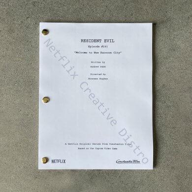 《惡靈古堡》真人影集即將於 Netflix 推出