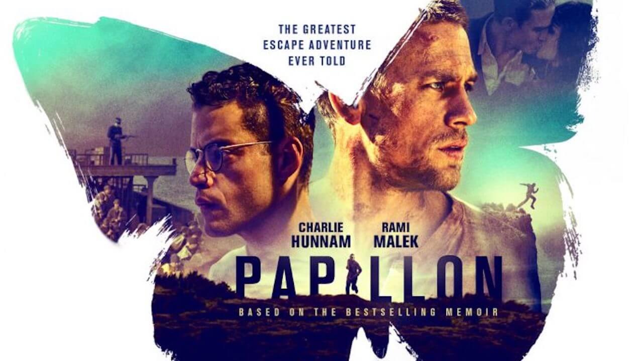 《 惡魔島 》改編自1969年由亨利查瑞爾以自身經歷所撰寫的回憶錄《Papillon》