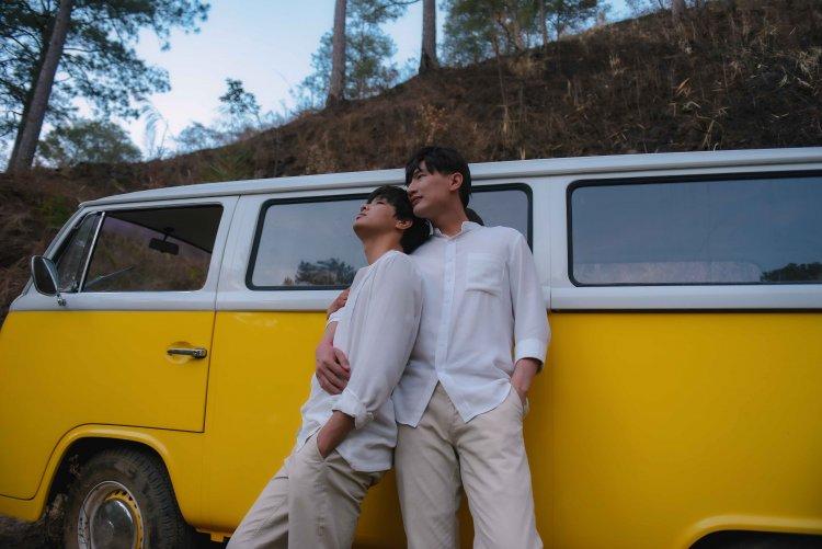 越南男男腐劇《我要我們永遠在一起》以電影規格上架中華電信 MOD 供線上看。