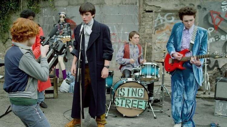 《搖滾青春戀習曲》劇照。