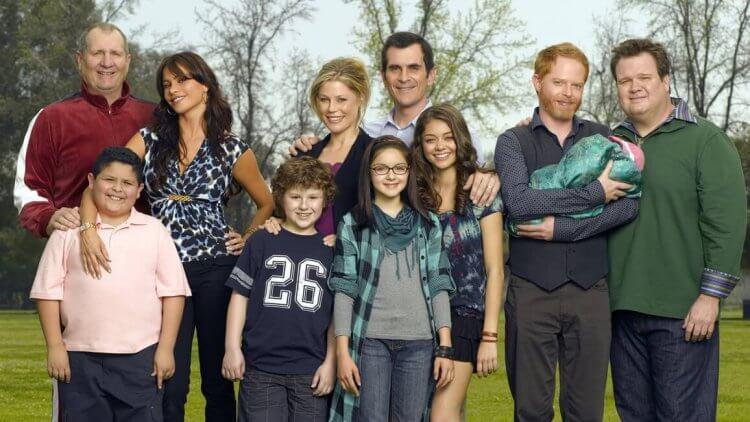 《摩登家庭》第一季