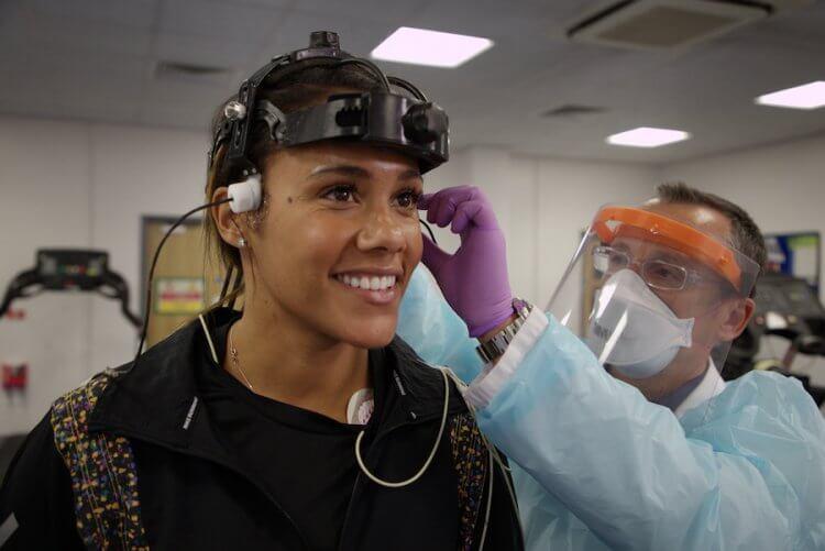 BBC 真相系列節目《改善心理健康的真相》節目劇照。