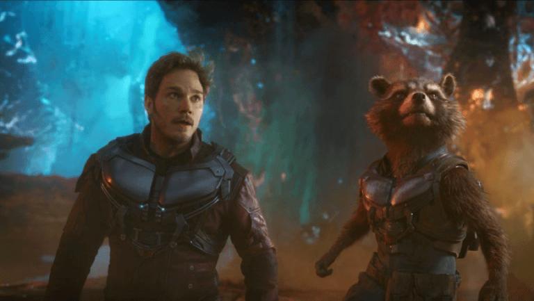 《星際異攻隊》(Guardians of the Galaxy) 劇照。