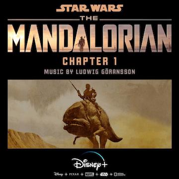 星戰影集《曼達洛人》第一季第一集。