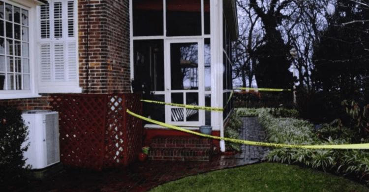 Netflix 懸疑影集《未解之謎》第二季第一集:華盛頓特區內部人士謀殺案。