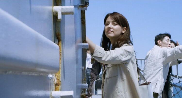 金基德《末日飛船》劇照。