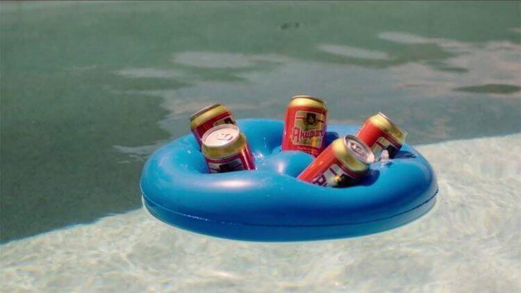 《棕櫚泉不思議》啤酒。
