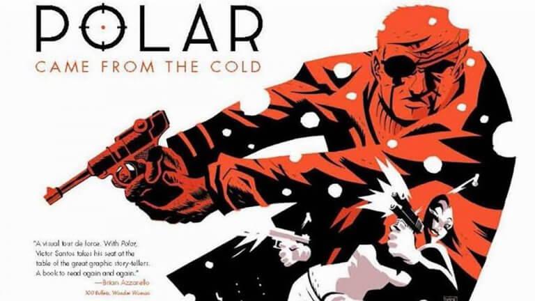 漫畫《Polar:Came from the cold》