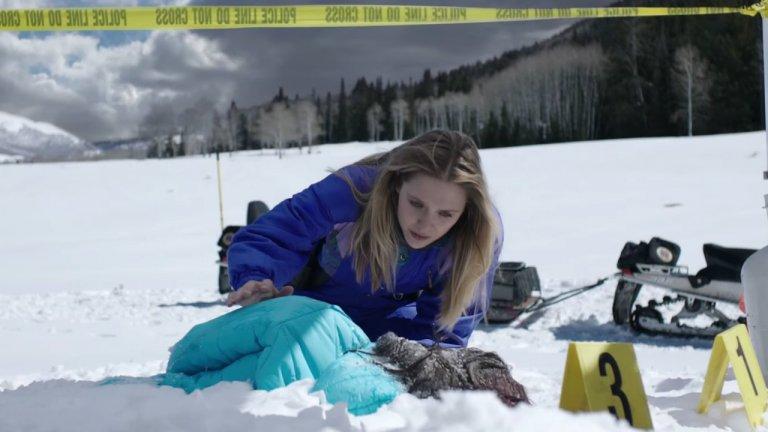 【影評】《極地追擊》伊莉莎白歐森 傑瑞米雷納 雪地緝凶逼出殘酷真相