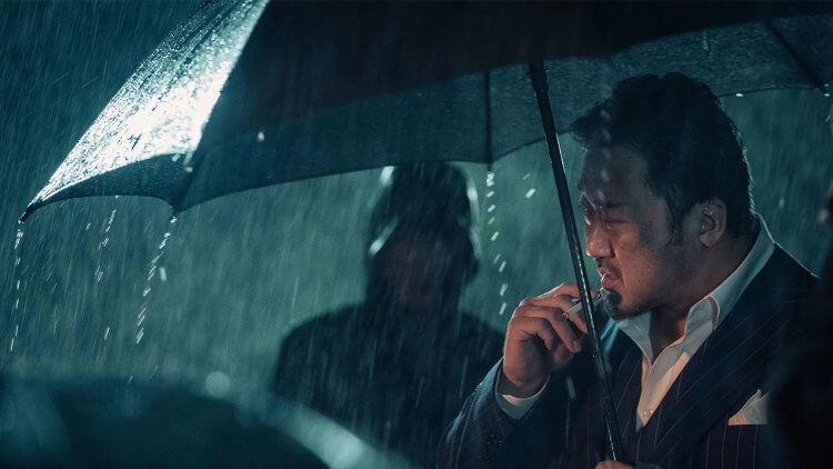 大叔的反差萌!馬東石為《極惡對決》來台錄影秀中文,嬌羞喊:「台灣我來惹」首圖