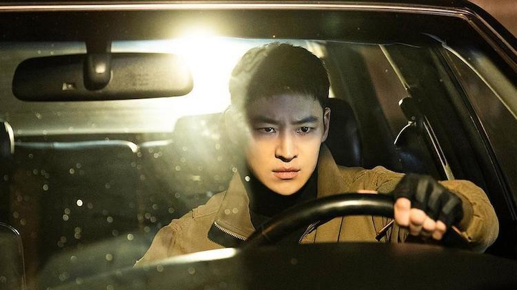 《模範計程車》李帝勳。