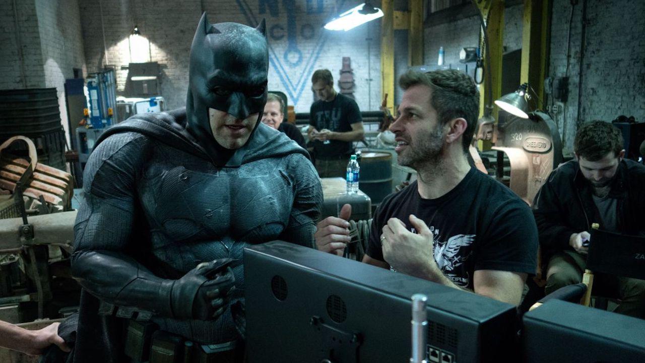 《正義聯盟》掀起的DC宇宙腥風血雨史(一):別說廢話,給我史奈德首圖