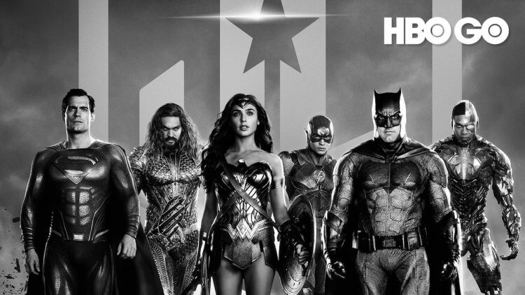 《查克史奈德之正義聯盟》線上看起來!CATCHPLAY+ 影音平台「HBO GO 專區」3/18 起與全球同步上架首圖