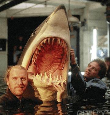 《水深火熱》導演雷尼哈林(左)。