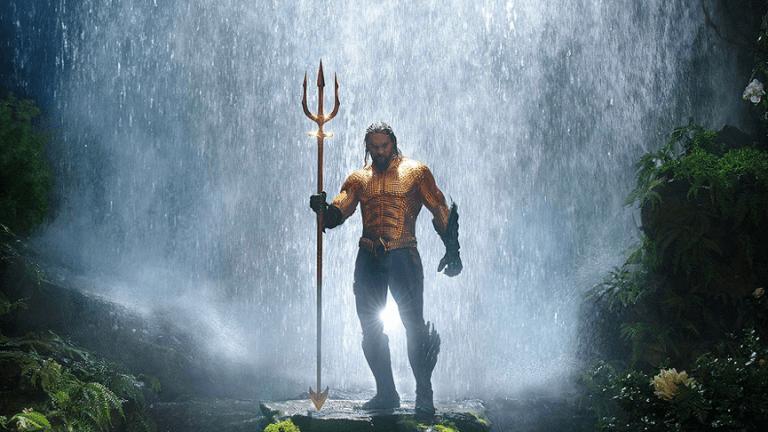 DC 超級英雄電影《水行俠》將於 2018 年 12 月 12 日在台上映。