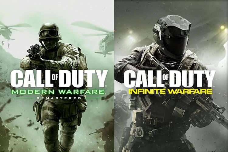 《決戰時刻》(Call of Duty) 系列遊戲