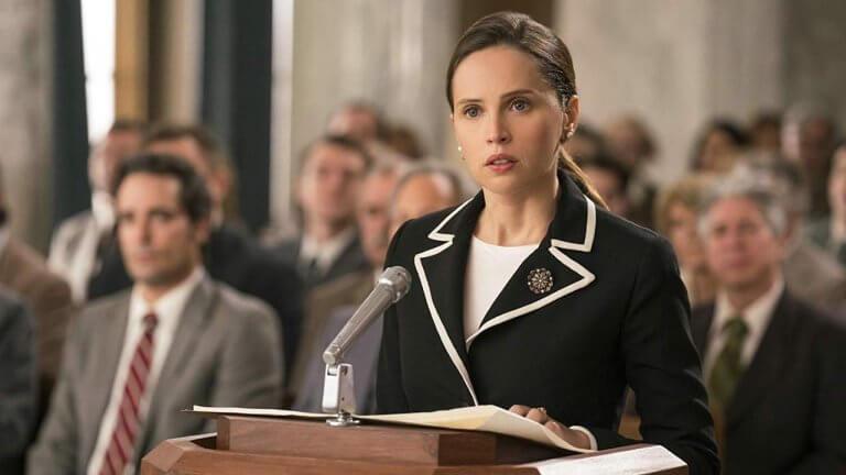 【影評】《法律女王》捍衛男權以爭女權?傳奇女法官的平權逆轉勝