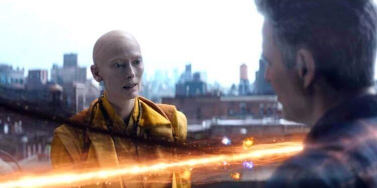 《復仇者聯盟:終局之戰》古一向布魯斯班納解釋時間軸。
