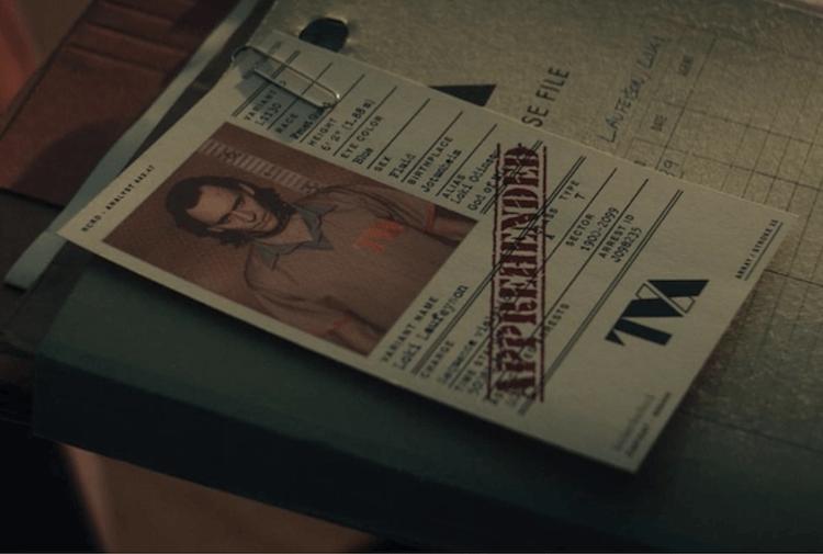 《洛基》第一集 劇照。