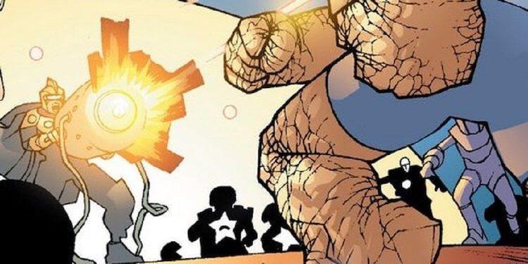 漫威漫畫中的「Retroactive Cannon」。