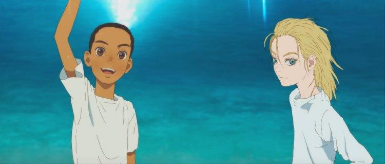 《海獸之子》來自海洋的神秘兄弟海與空