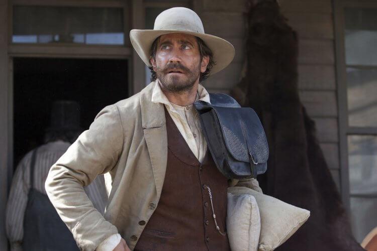 《淘金殺手》傑克葛倫霍。