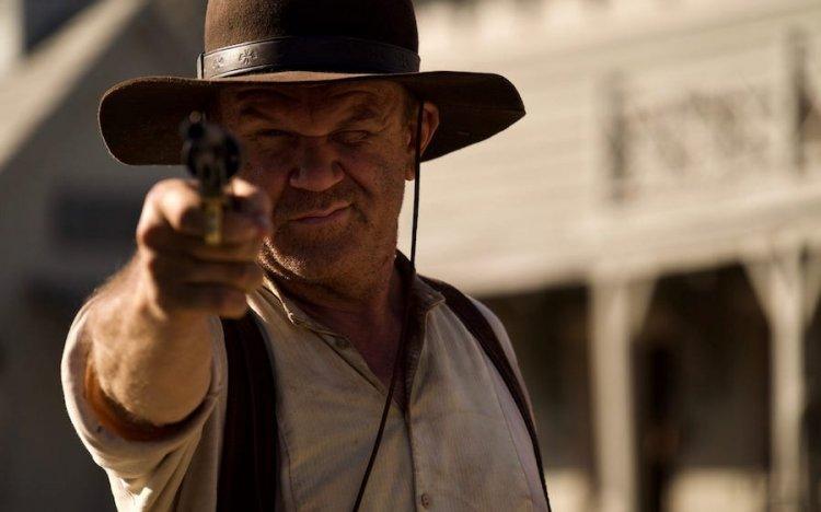 《淘金殺手》劇照。