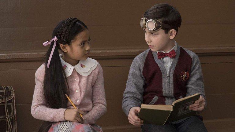 儘管劇情設定簡單,但《滴答屋》仍是一部適合萬聖節觀賞的電影。
