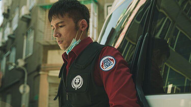 公視影集《火神的眼淚》溫昇豪。