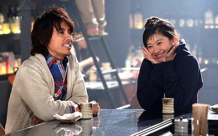 《最後的灰姑娘》藤木直人與篠原涼子。