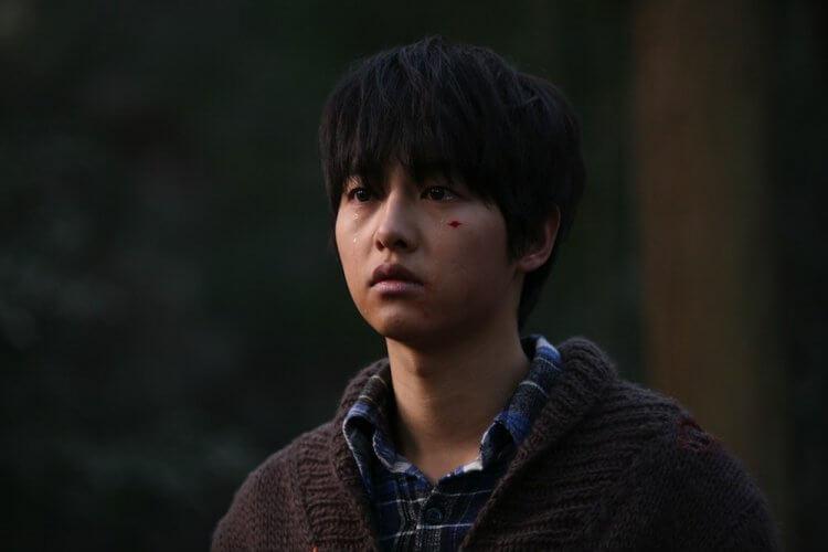《狼少年:不朽的愛》宋仲基。