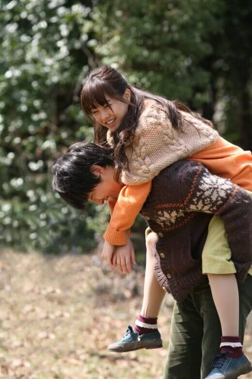 《狼少年:不朽的愛》劇照03