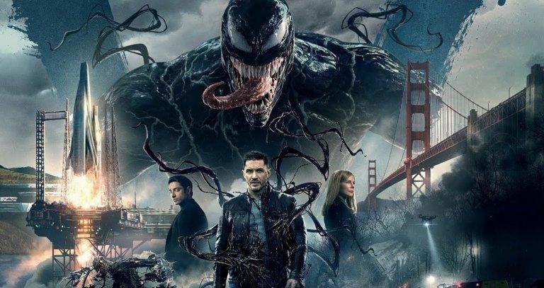 《猛毒》(Venom) 電影海報
