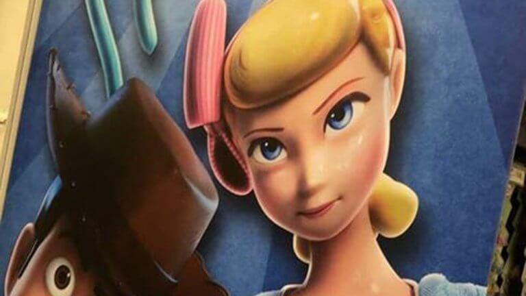 《玩具總動員4》牧羊女失蹤後新造型首曝光,網友:去整容了嗎?