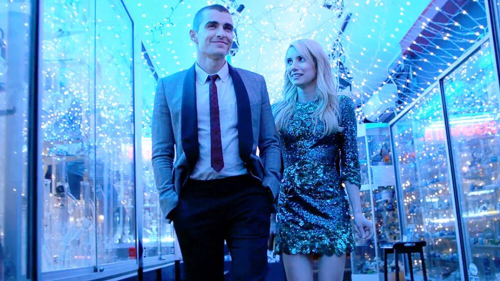 艾瑪羅伯茲 和 戴夫法蘭科 的影星之路,在電影《 玩命直播 》中升格男女主角,嶄露頭角。