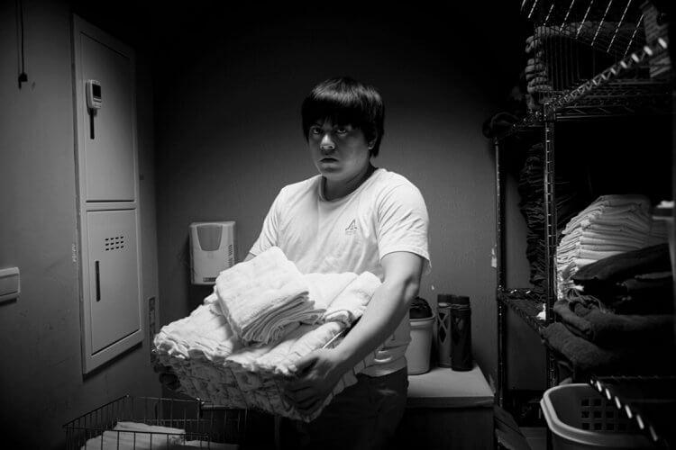 同志題材電影短片《癡情馬殺雞》。